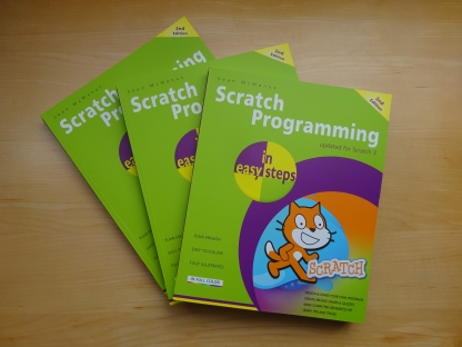 Photo of Scratch Programming in Easy Steps