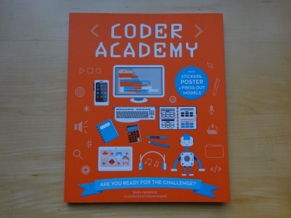 Coder Academy book