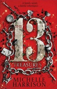 Book cover: The Thirteen Treasures