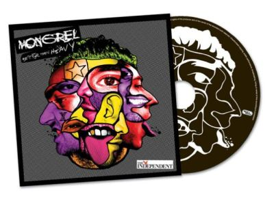 Mongrel CD and CD artwork