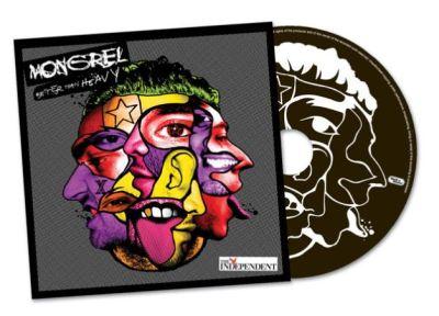 Mongrel CD and CD artwork