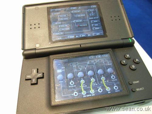 photo of Korg DS-10 for Nintendo