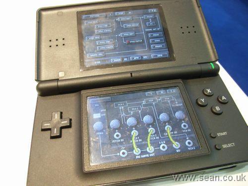 photo of Korg DS-10 for Nintendo