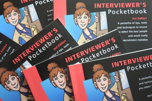 A photo of the Interviewer's Pocketbook