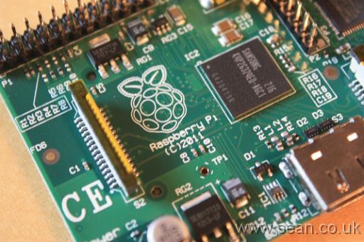 The Raspberry Pi