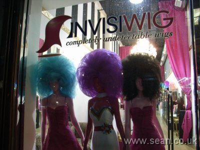 Invisible wigs shop