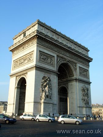 Photos Of Paris By Sean Mcmanus Eiffel Tower L Arc De
