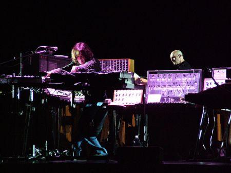 Photo of JMJ concert by Duncan Walls