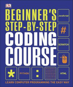 Book cover: Coding for Kids
