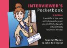 Book cover: interviewer's pocketbook