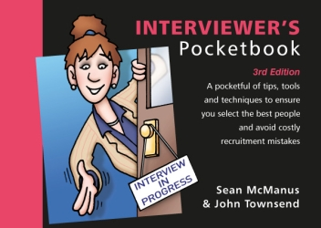 Book cover: The Interviewer's Pocketbook
