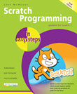 Book cover: Scratch Progamming in Easy Steps