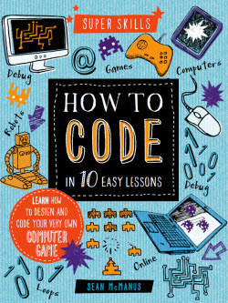 Book cover: How to Code