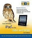 Book cover: iPad for the Older and Wiser